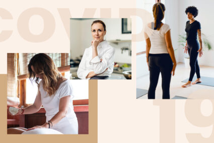 Wellness Is a $4.5 Trillion Industry—Here's How COVID-19 Is Affecting Its Workforce