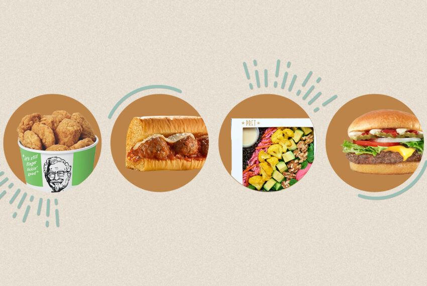 How the Rise in Plant-Based Eating Is Transforming the Fast Food Landscape