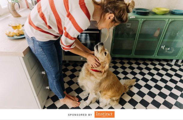 I'm a nutrition expert, here's how I approach healthy eating for both me and my dog