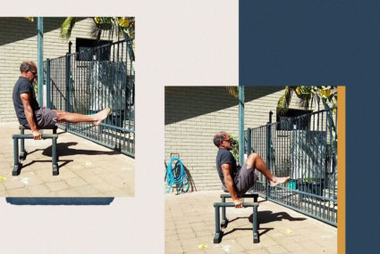 How this 74-year-old Australian man works on his mobility every single day