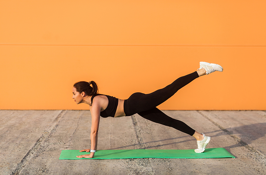 All the best planks, ranked from easiest to hardest