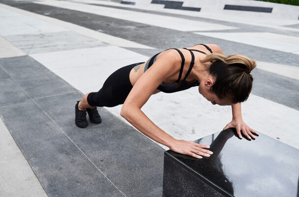 6 at-Home Workout Moves You Can Easily Modify for the True Fitness Beginner