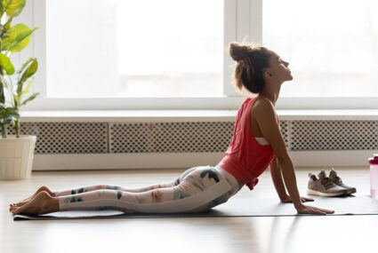 YouTube's most popular yoga master says you should do 'neck hygiene' exercises every day