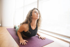 8 stretches to open your heart chakras during this stressful time
