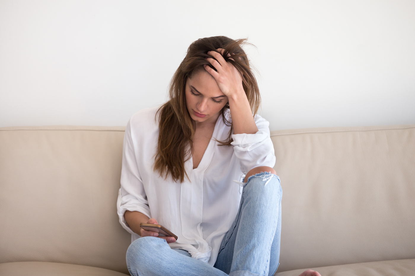 Thumbnail for If Your Anxiety Surrounding COVID-19 Is Higher Than Ever, Science Says There's a Reason