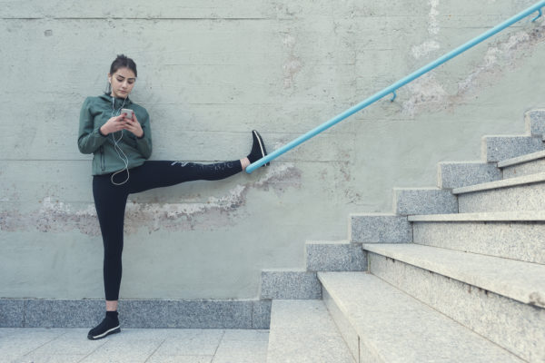 Why it's important to do stretches before walking, no matter how many steps you're clocking