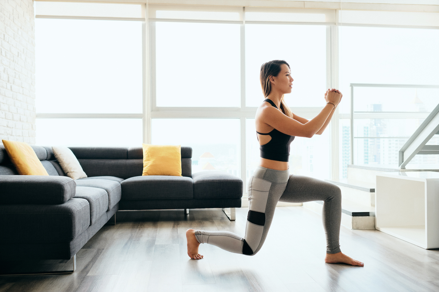 Thumbnail for No weights? No problem. These common household items double as workout equipment