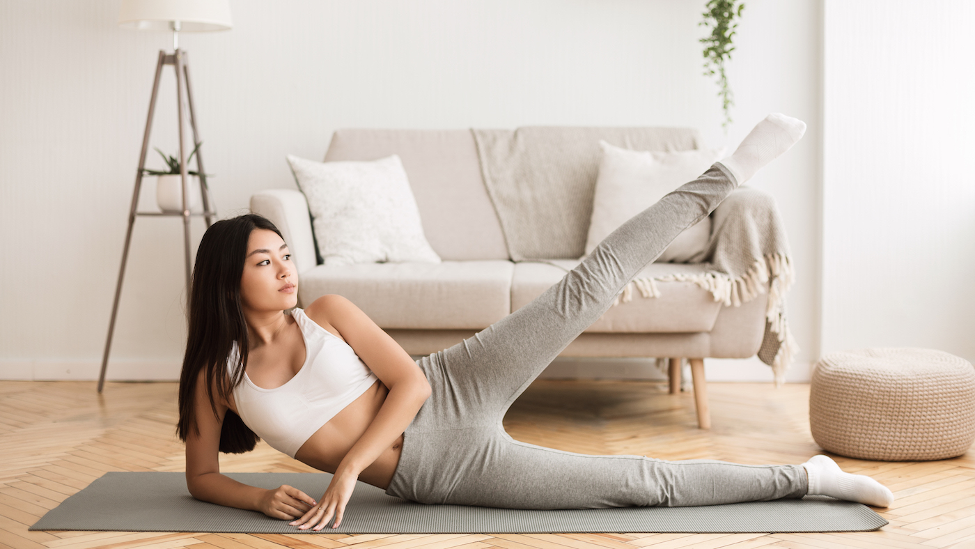These Pilates back exercises are the perfect solution to WFH posture problems