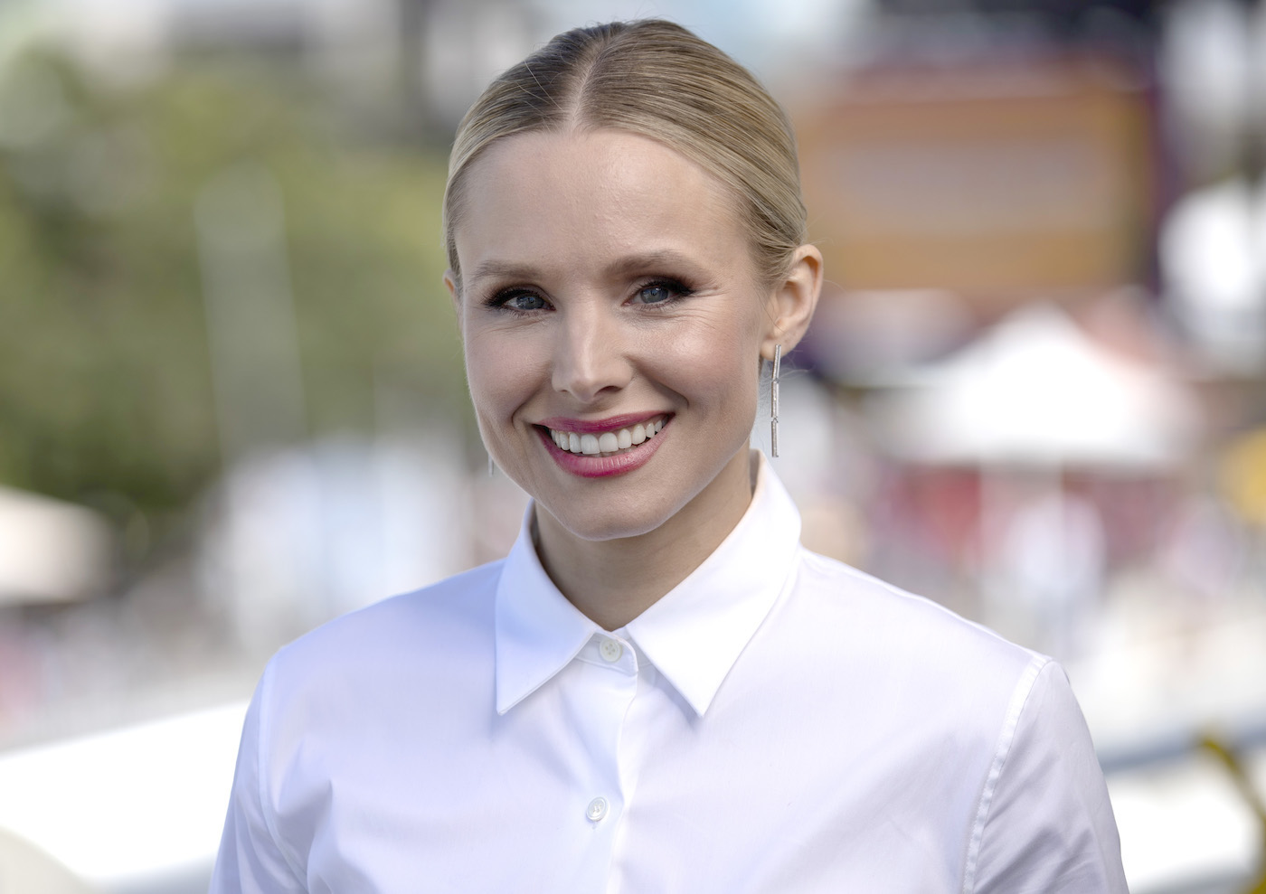 "Kristen Bell had to ditch this common wellness practice because it was making her ""too horny"""