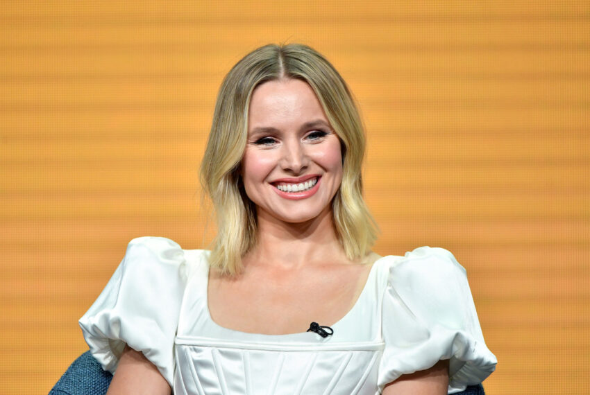 Kristen Bell keeps this skin-care device with her at all times