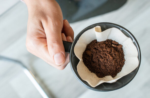 9 creative uses for old coffee grounds