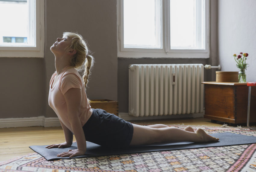 The 5 Tibetan Rites distill thousands of yoga poses down to a single handful