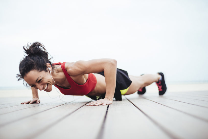 How to Triple Your Push-up Count in a Single Strength-Training Session