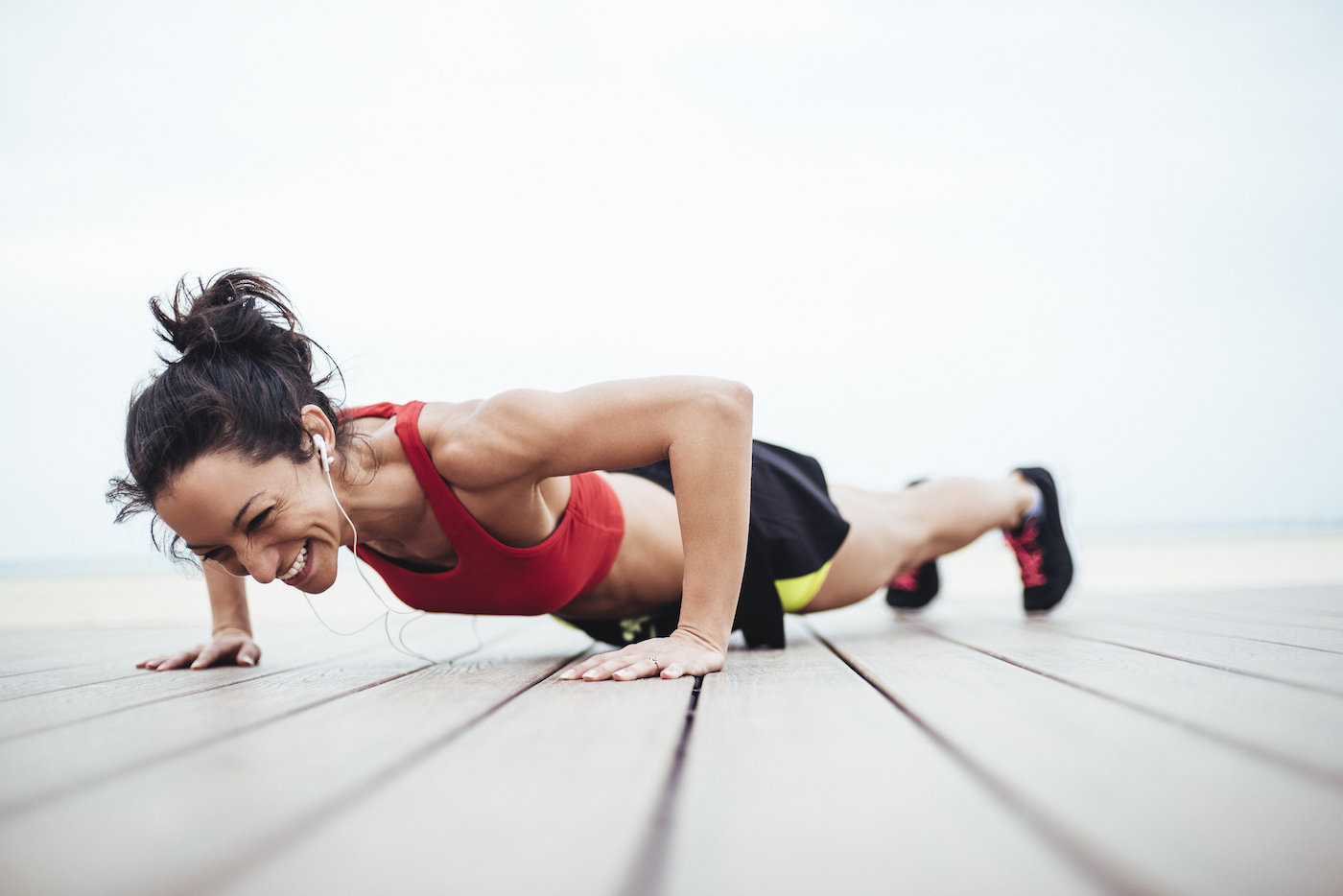 Thumbnail for How to triple your push-up count in a single strength-training session