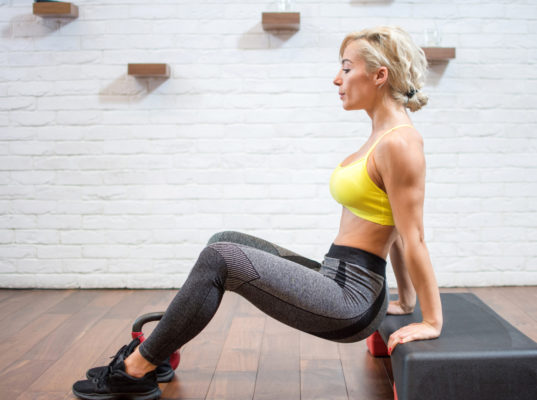 3 Exercises That Prove That a Simple Step Can Make Your Workout More Explosive