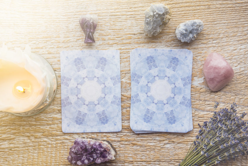 How to use oracle cards, the simpler-to-read cousin of tarot that helps you tap into your intuition