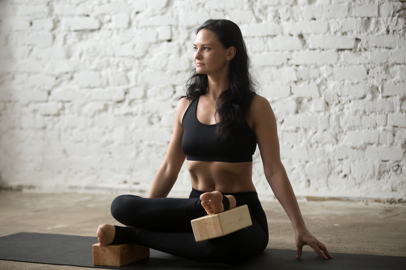 Sorry, pigeon pose: The 'fire log' gets deeper into your hips