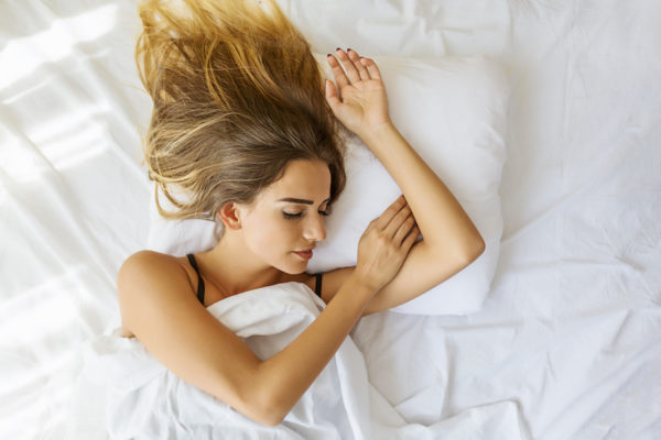 FYI: Your orgasm is the best, easiest, and quickest sleep hack there is
