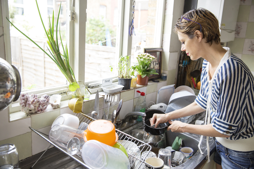 How Time-Blocking can Help You Accomplish Your Most Overwhelming Chores