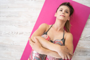 Feeling tight? This Pilates stretching workout is the next best thing to a massage