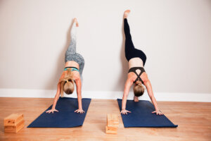 Think outside the mat and try these 9 yoga block exercises for building strength
