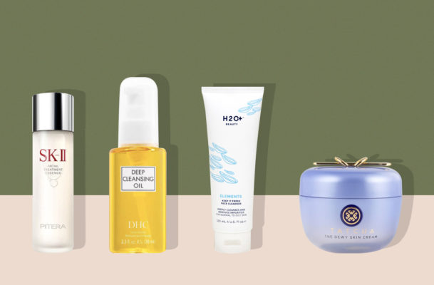 """J-Beauty """"doubles"""" are the key to happier, more hydrated skin"""