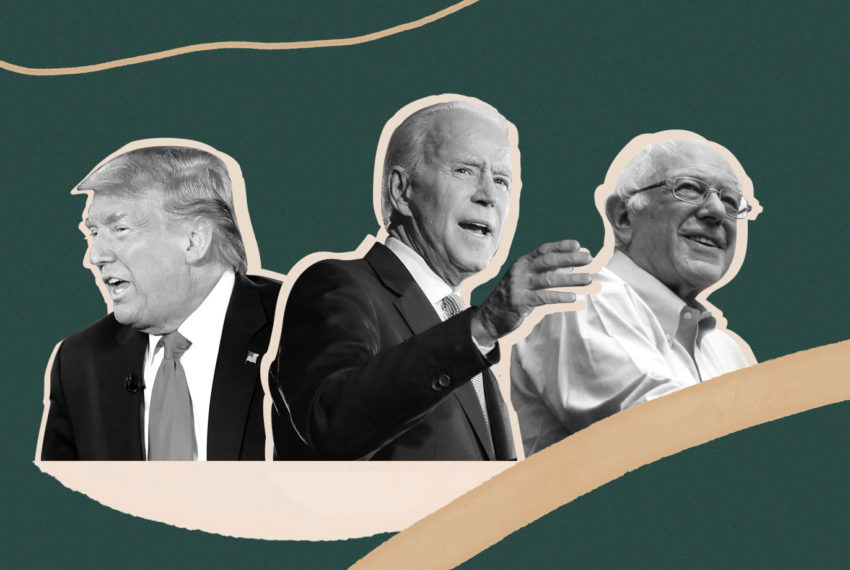 The Myers-Briggs Breakdown of the 3 Remaining 2020 Presidential Hopefuls
