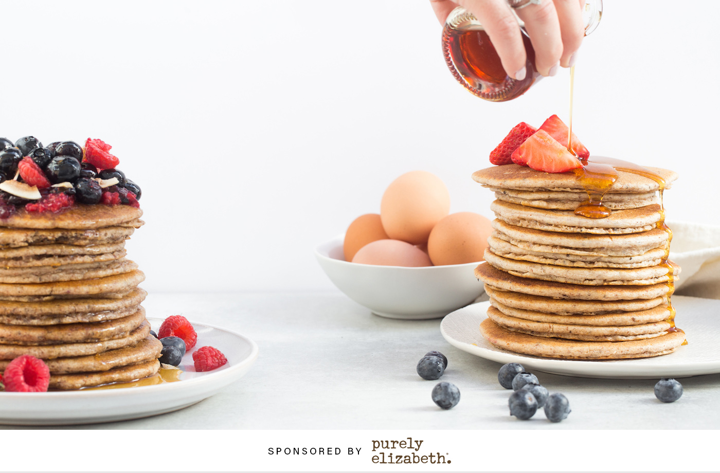 Thumbnail for I Ate Pancakes Every Day for a Week and Didn't Fall Into a Carb Coma—Here's How