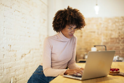 I'm a chiropractor and this is how to have good posture when working from home