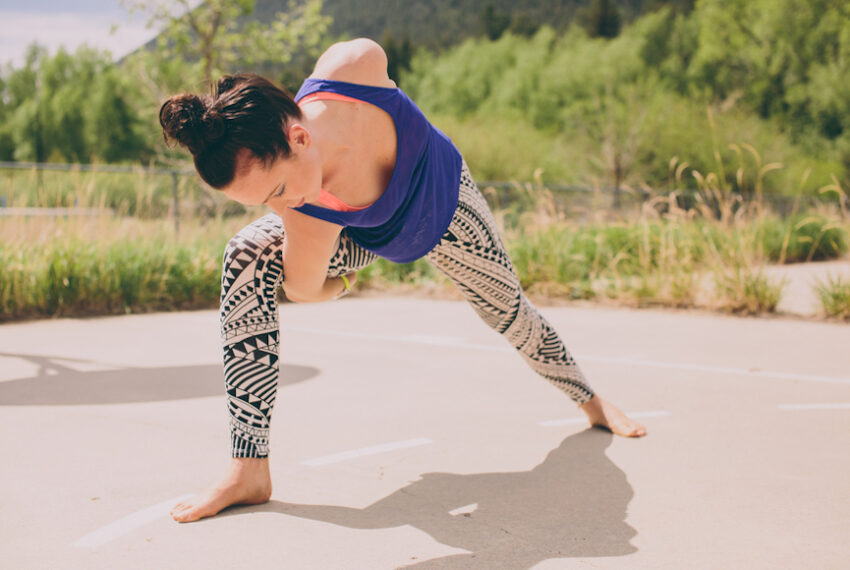 The Best Way to Open up Your Body in Yoga (and Combat Rounded Shoulders)? Get Into a Bind