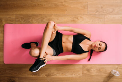 The important hip mobility move most people are forgetting about, according to a trainer