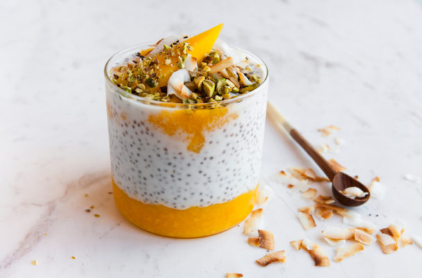 The anti-inflammatory breakfast a yoga instructor eats every week