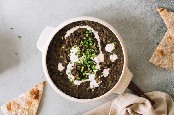 10 plant-based Instant Pot soups that make the most of your pantry stock