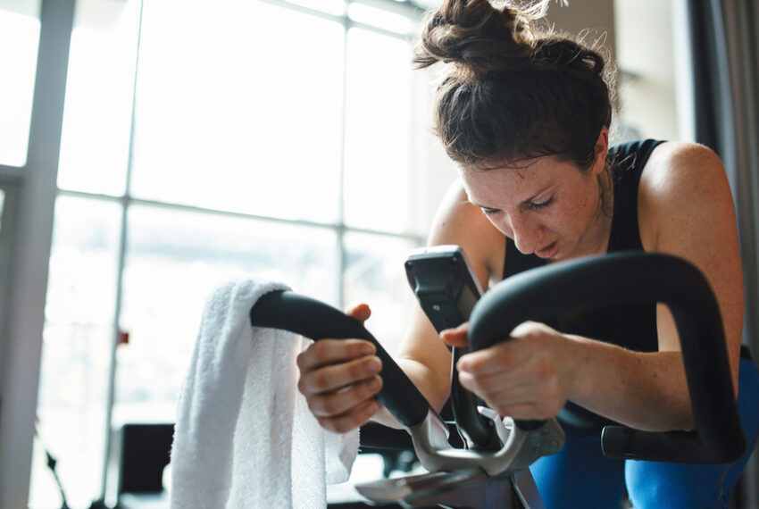 The best at-home spin apps that turn your living room into a cycling studio