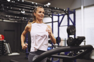 Get faster in 15-minutes flat with this speed-based treadmill workout