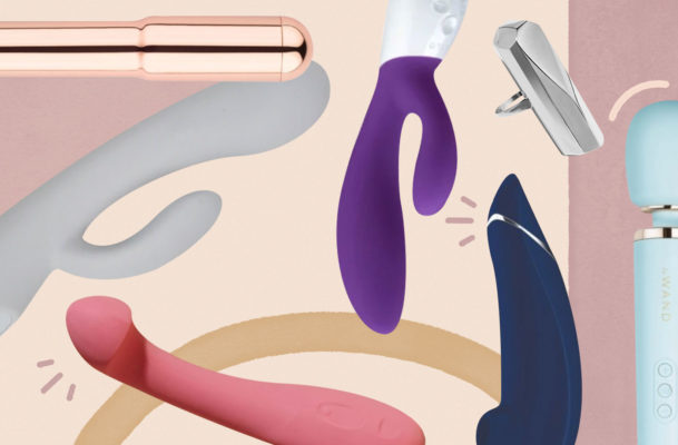 Your guide to 7 different types of vibrators, and how to use each best