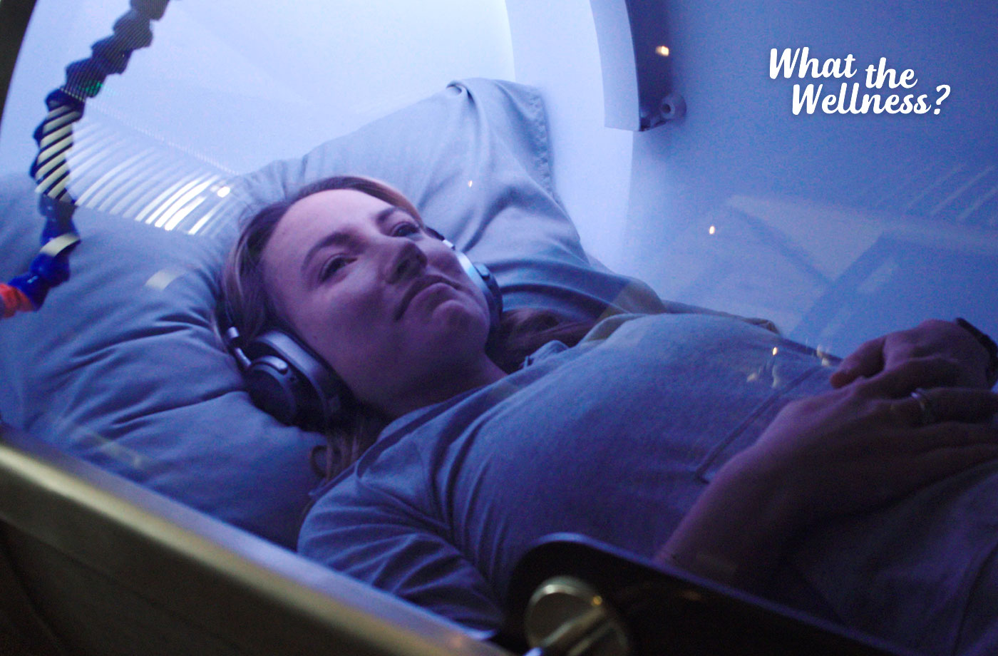 I Got Into a Hyperbaric Chamber to Speed up the Healing Process—Here's What Happened