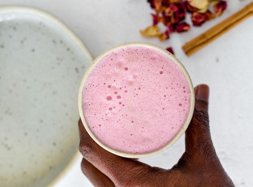 beet latte anti-inflammatory drinks