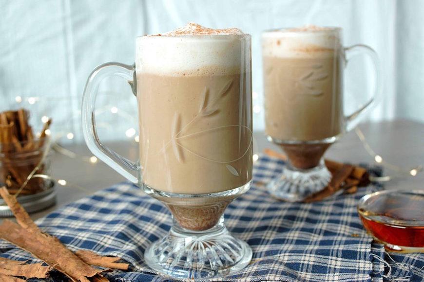 healthy latte recipe
