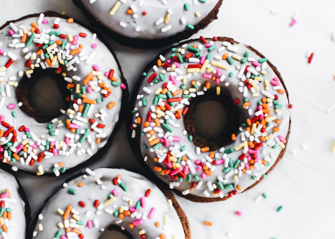 Thumbnail for This Delicious Vegan Donut Recipe Calls for Nothing but Healthy Pantry Staples