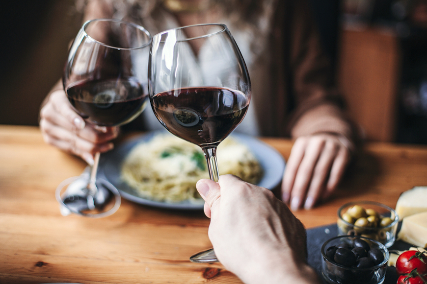 This is the red wine of choice for the longest living people in the world