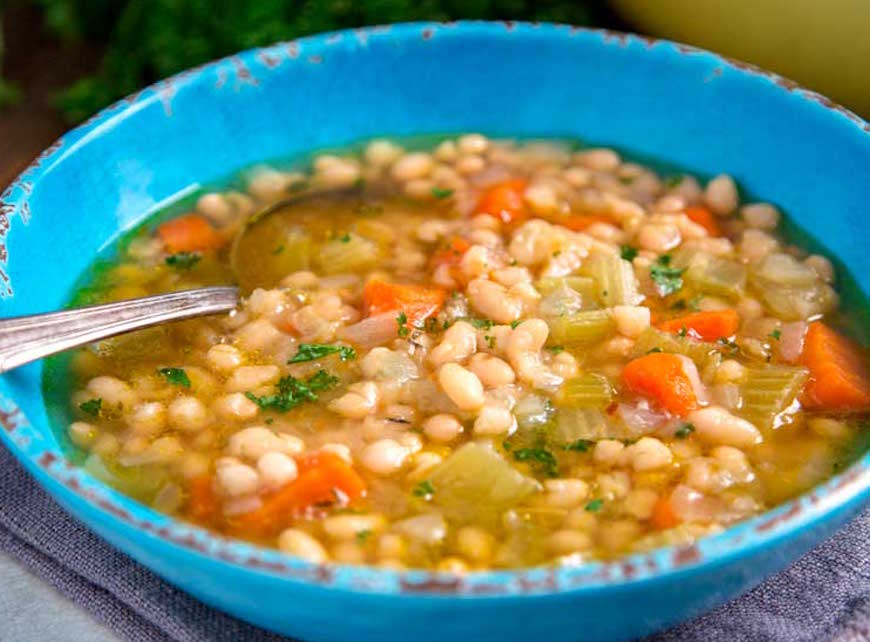 navy bean soup