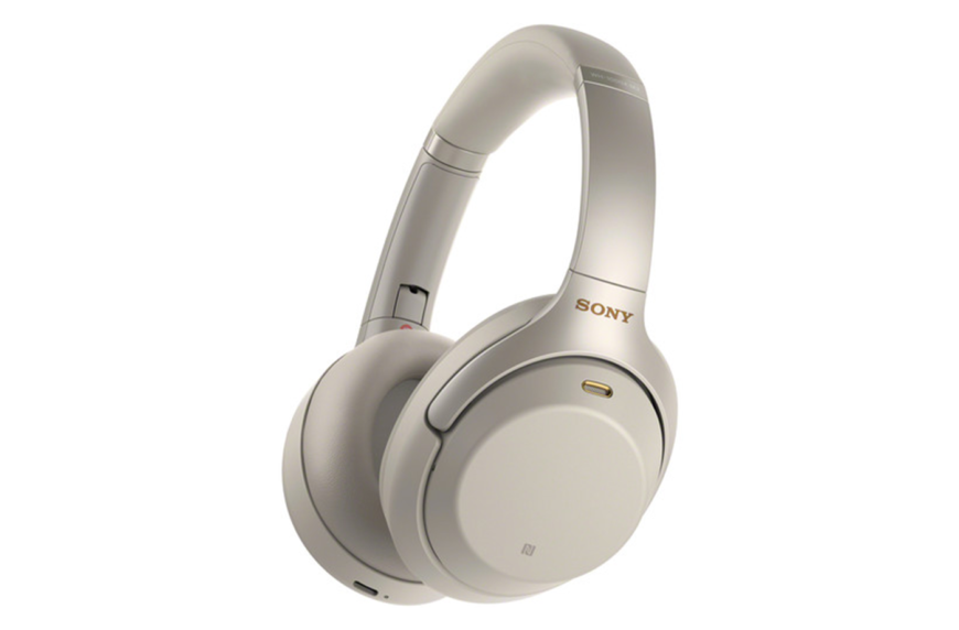 Sony WH-1000XM3 Headphones, noise cancelling headphones