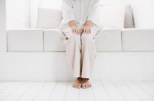 Podiatrists Say Being Barefoot All the Time at Home Is *Not* Healthy—Here's Why