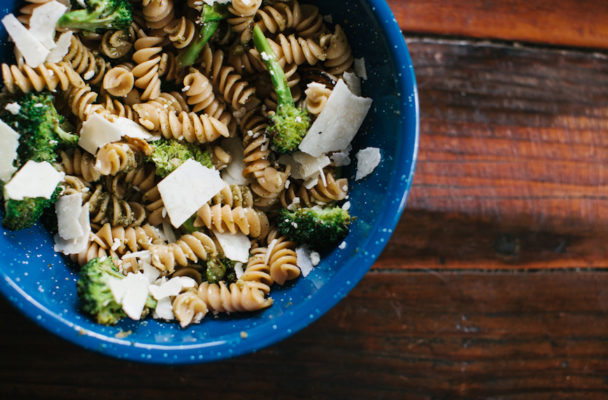 Cook This Easy Pasta Recipe Now to Have Healthy Lunches All Week Long