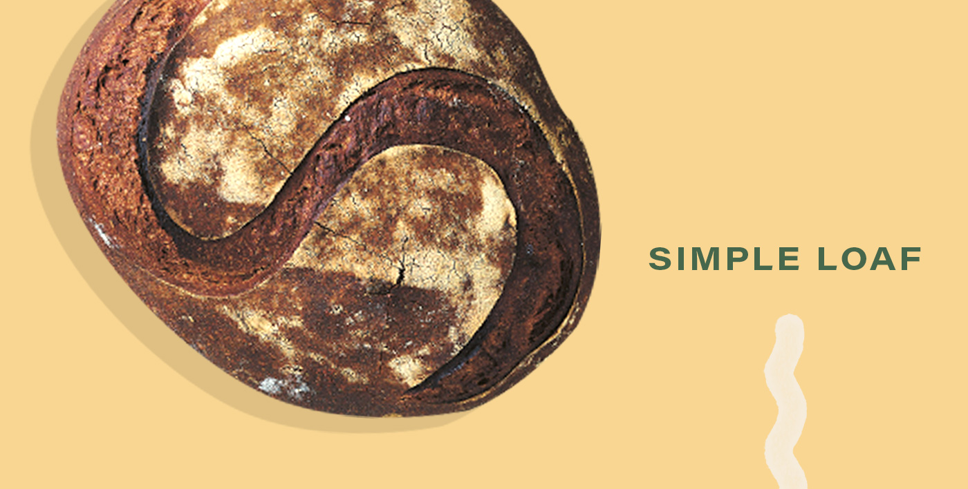 A Simple Loaf, homemade bread recipes
