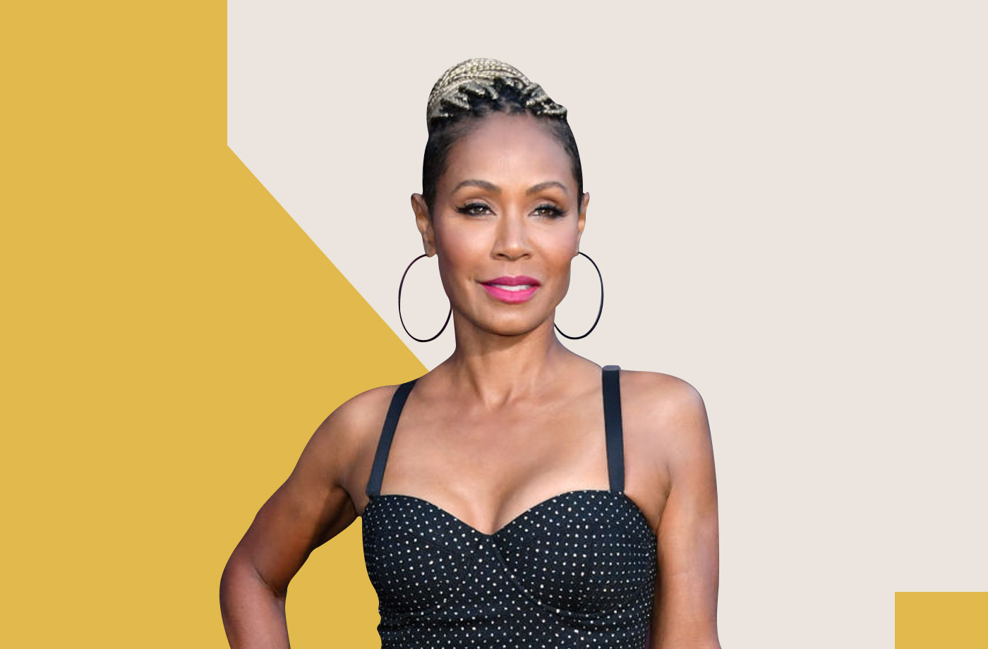 Thumbnail for Jada Pinkett Smith's 'body-surfing' floor workout strengthens your entire upper body