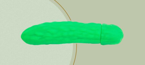 pickle vibrator