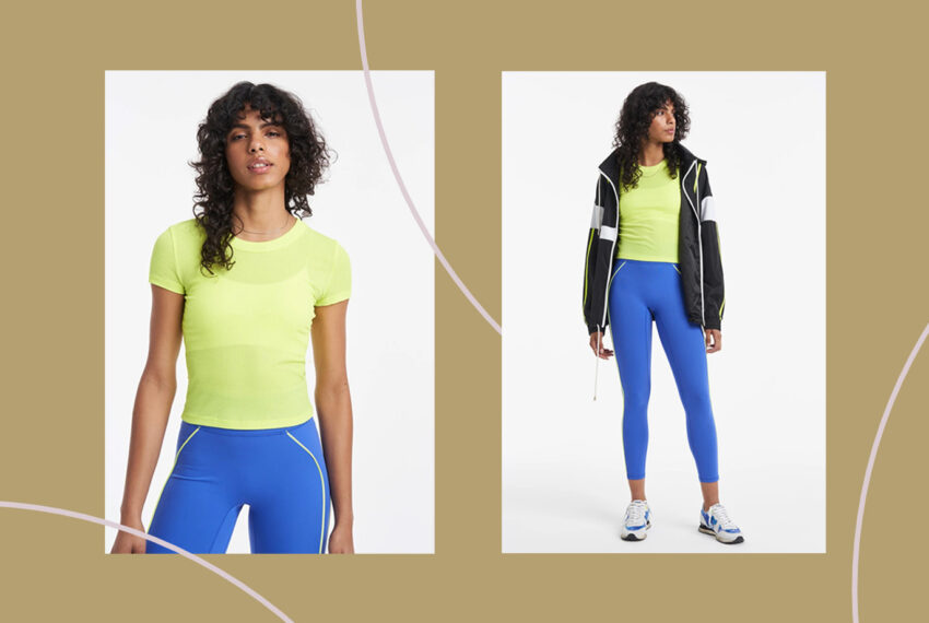 The Ultimate Cool-Girl Athleisure Shop Is Having a Private 40% Off Sale—Here's What We're Buying