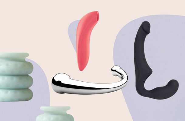 8 vibrator alternatives that can make your body buzz with pleasure